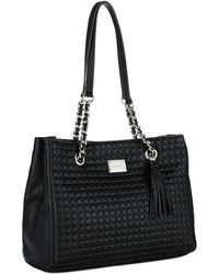 Calvin Klein Quilted Tote Bag - Lyst