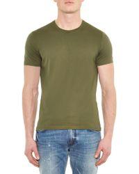 American Vintage - Denver Crew-Neck T-Shirt - Lyst