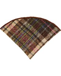 Alexander Olch - Donegal-inspired Plaid Pocket Round - Lyst