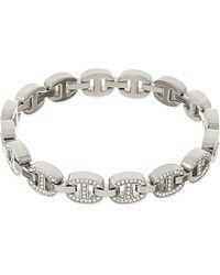 Michael Kors Maritime Chain-Linked Bracelet - Lyst
