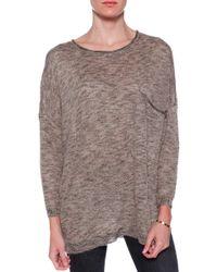 American Vintage Pocket Sweater - Lyst