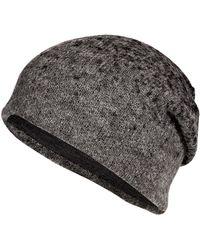 Neil Barrett - Wool-mohair Hat - Lyst