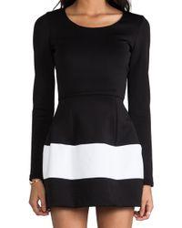 Boulee - Marilyn Dress in Black - Lyst