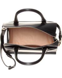 Roger Vivier - Shopping U Small Leather Tote - Lyst