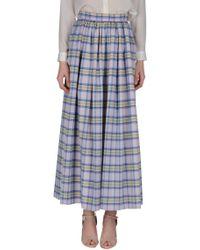 Alexander Terekhov - Long Skirt - Lyst