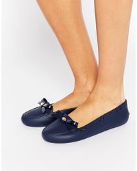 Mel by Melissa - Moon Bow Loafers - Lyst