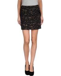 Cacharel Mini Skirt - Lyst