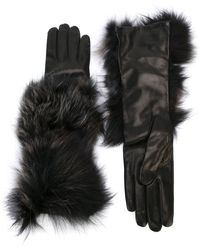 P.A.R.O.S.H. - Trimmed Gloves - Lyst