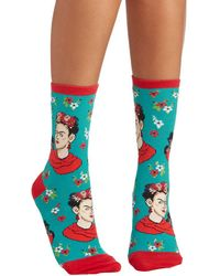 Socksmith Frida Express Yourself Socks - Lyst