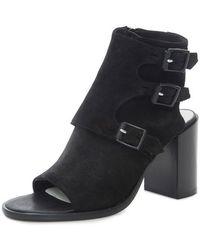 Rag & Bone | Marta Open-Toe Ankle Boots | Lyst