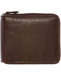 Howick - Zip Around Wallet With Coin Pocket - Lyst