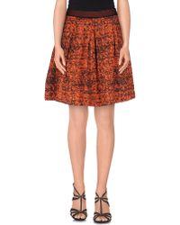 Proenza Schouler | Knee Length Skirt | Lyst