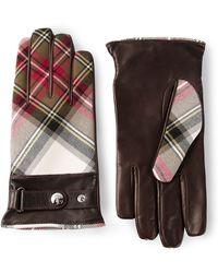 Vivienne Westwood - 'Classic Tartan' Gloves - Lyst