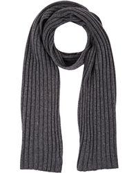 Barneys New York | Rib-knit Scarf | Lyst