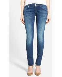 Hudson 'Collin' Skinny Jeans - Lyst
