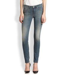 Acne Studios Skinny Jeans - Lyst