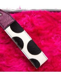 House of Holland - Bag Of Tricks Clutch - Lyst
