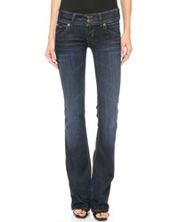 Hudson Signature Bootcut Jeans Shirley - Lyst