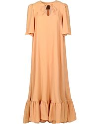 Biba - 3/4 Length Dress - Lyst