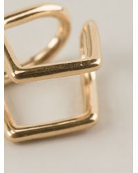 Coops London - 'kite' Squeeze On Earrings - Lyst