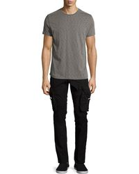 PRPS Slim-fit Twill Cargo Pants - Lyst
