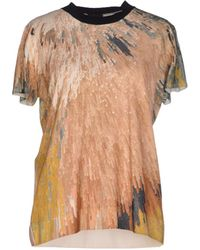 Fendi Jumper multicolor - Lyst