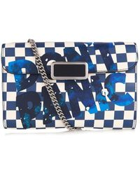 Marc By Marc Jacobs Pegg Don'T Panic Shoulder Bag - Lyst