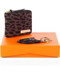 BOSS Orange - Set 'Wenda' With A Wallet And Key Ring - Lyst