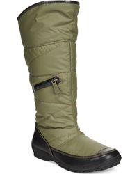 Sporto - Master Zip-up Vylon Cold Weather Boots - Lyst