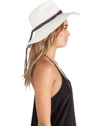 Lovely Bird - Buenos Aires Triple Wrap Hat - Lyst