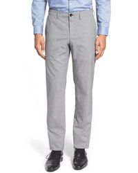 Calibrate - Modern Slim Fit Chino Trousers - Lyst