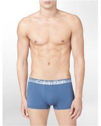 Calvin Klein Concept Micro Low Rise Trunk - Lyst