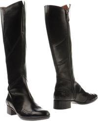 Alaïa Boots black - Lyst