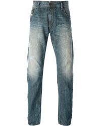 Diesel Blue 'Krayver' Jeans - Lyst
