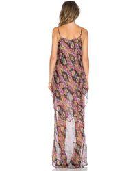The Allflower - Height Maxi Dress - Lyst