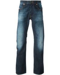 Diesel Loose Fit Jeans - Lyst