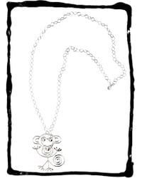 10 Corso Como - 10 CORSO COMO Monkey necklace - Lyst