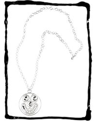 10 Corso Como - 10 CORSO COMO Smile necklace - Lyst