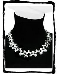 10 Corso Como 10 CORSO COMO Ivy sterling silver necklace