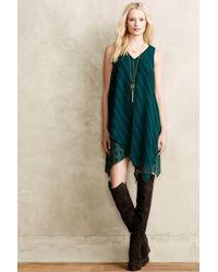 Anna Sui Charteris Swing Dress - Lyst