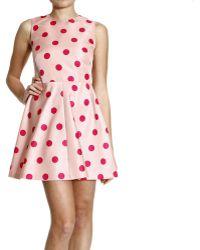 RED Valentino Dress Woman Valentino - Lyst