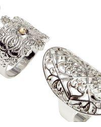 H&M 3-Pack Rings - Lyst