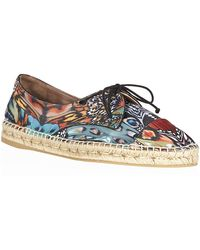 Tabitha Simmons Dolly Lace Up Espadrille - Lyst