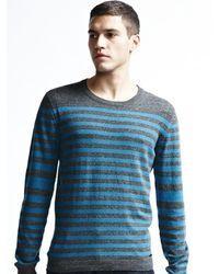 Diesel Diesel Color Stripe Mens Sweater - Lyst