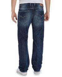 Diesel Larkee Relaxed 8b9 Jeans - Lyst