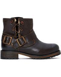 Nasty Gal Isadora Boot - Lyst