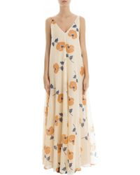 Paul & Joe Silk Gown - Lyst