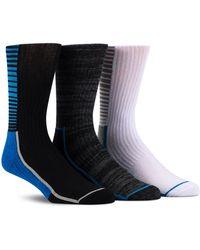 Calvin Klein Coolpass Crew Socks Set - Lyst