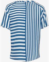 OTTE New York - Striped Muse Tie Hem Top - Lyst