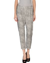 French Connection Casual Trouser - Lyst